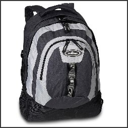 3045dl - Deluxe Backpack
